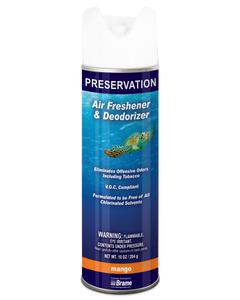 PRESERVATION Brand Aerosol Deodorant, Mango, 20OZ, 12/CS