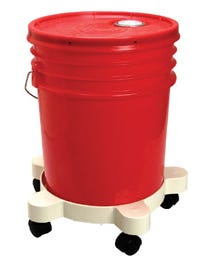 Lil' Dolly for 5 Gallon Pail/Bucket, Beige