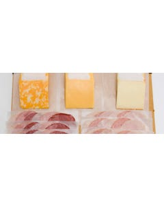 """Bleached Wax Paper Sheets, 9""""x13.5"""", 2000 Count"""