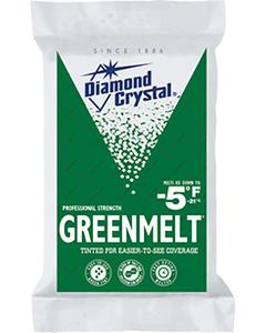 Greenmelt Ice Melt, 50LB BG, 12BG/DZ