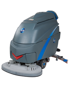 """SCRUBBER 28"""" ICE AGM I28BT-AGM OBC, W/PRD DRIVER & SQUEEGEE 24GA SOLUTION WALK BEHIND"""