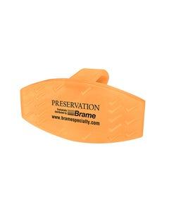 PRESERVATION Brand Bowl Clip, Citrus, 12/BX, Low VOC, Organic, 30-45 Day Scent, 12/CS