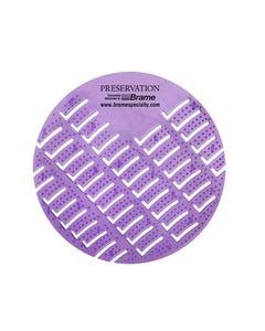 PRESERVATION Brand Urinal Screen, Fresh Scent, 10/BX